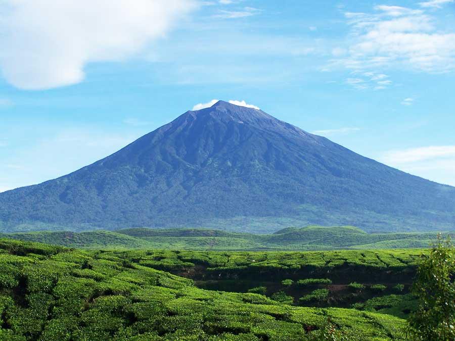 Mount Kerinci or Gunung Kerinci